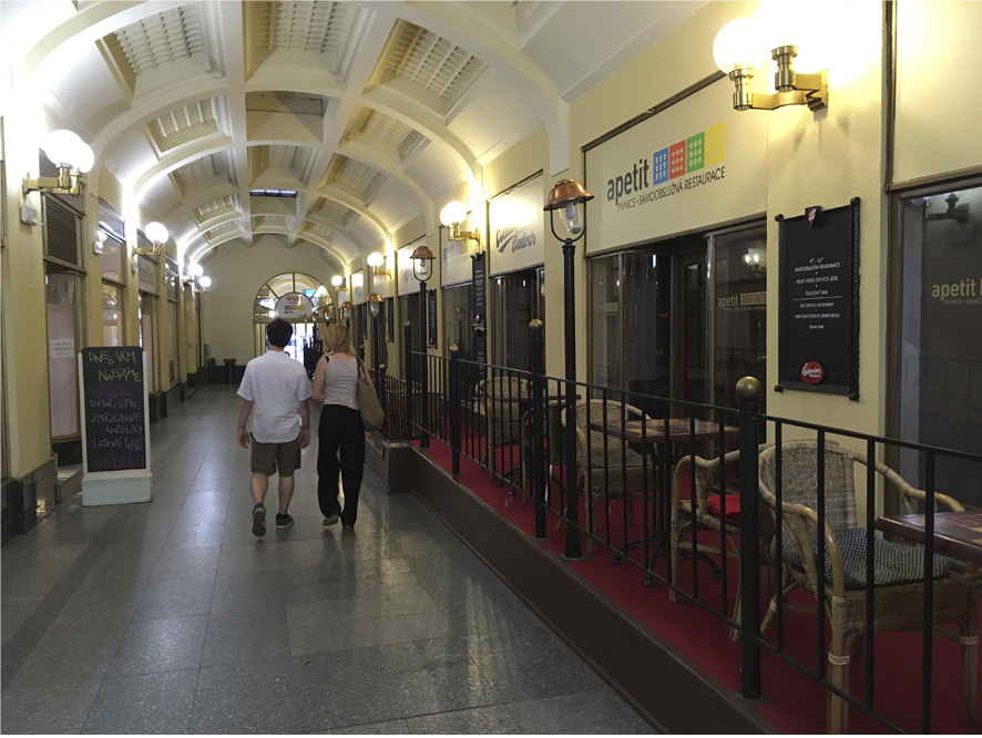 Novak Arcade