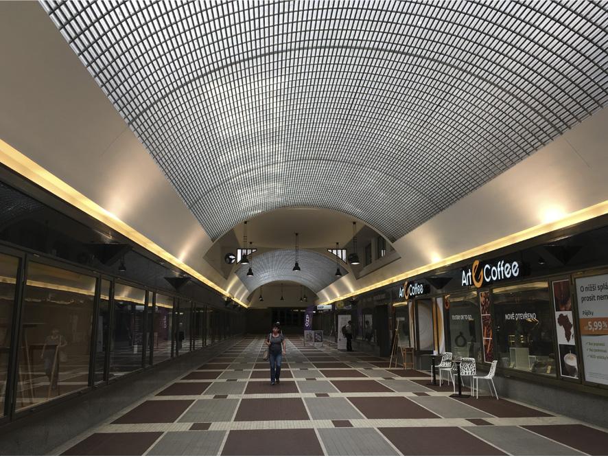 Ceska Narodni Bank Arcade