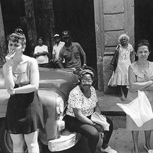 Bus Stop, Havana, Thumbnail
