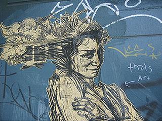 Street art film thumbnail